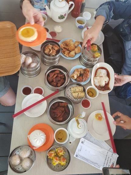 Dim Sum Food Georgetown Penang Malaysia Dim Sum How To Cook Chicken Eat Breakfast