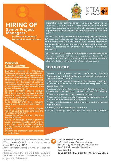 POST OF MANAGER u2013 INTERNAL AUDIT at National Savings Bank - chief executive officer job description