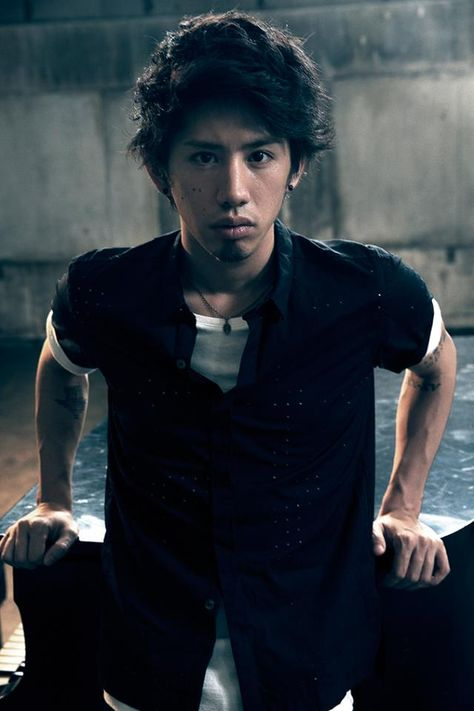 If u don't know who is this person and u love rock, u live a wrong life. Go to youtube, type One OK Rock and listen to them RIGHT NOW! ♥