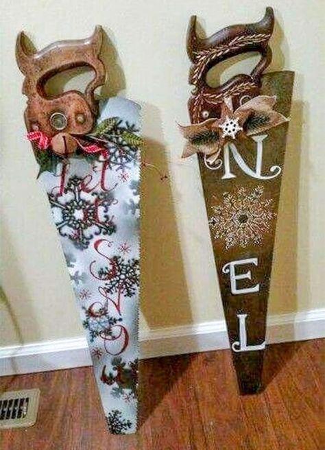 Noël panneaux en bois et ornements Midwest CBK
