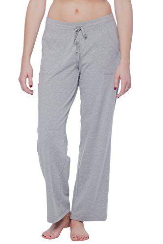 Wantschun para Hombre Pantal/ón de Pijama