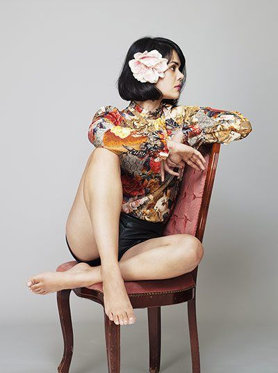 Current Obsession: The Haunted Man - Bat for Lashes - Rock The Trend