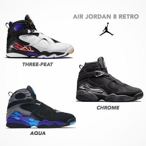 283a11ca5ebf25 The Air Jordan 8 Retro