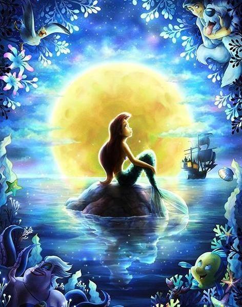 Diamondpainting Disney Love Doityourself Followme Picoftheday Art Princess Dessins Disney Dessin Anime Disney