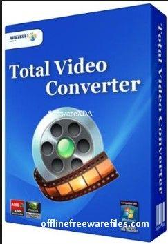 Download Total Video Converter Latest Version V3 71 For Windows