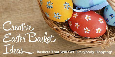 Creative Easter Baskets Ideas   eBay