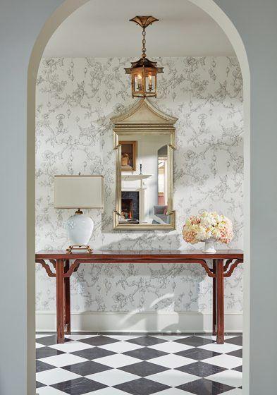 Amazing Grace Home Design Magazines Grace Home Foyer Design