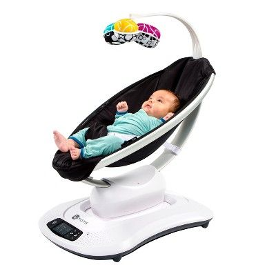 Black Classic by 4Moms 4Moms Mamaroo
