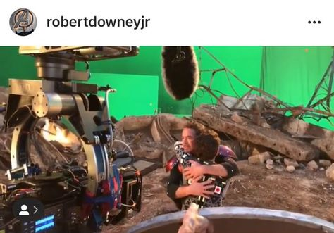 Endgame bts Peter & Tony