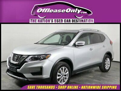 Ebay Advertisement 2018 Nissan Rogue Sv Awd Off Lease Only 2018 Nissan Rogue Sv Awd Regular Unleaded I 4 2 5 L 152 Nissan Rogue Nissan Rogue Sv Nissan