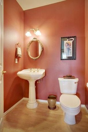 40 Stunning Powder Room Ideas To Decorate Your Dream Bathroom Tags Powder Room Ideas Modern Powder Ro Modern Powder Rooms Rustic Powder Room Room Wallpaper