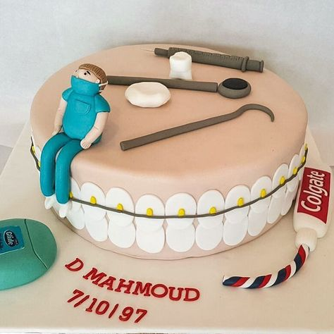 List Of Pinterest Dentists Cake Fondant Images Pictures