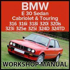 Bmw E30 316 318 320 323 325 324 1982 1991 Workshop Manual Bmwclassiccars Bmw Bmw E30 Classic Cars