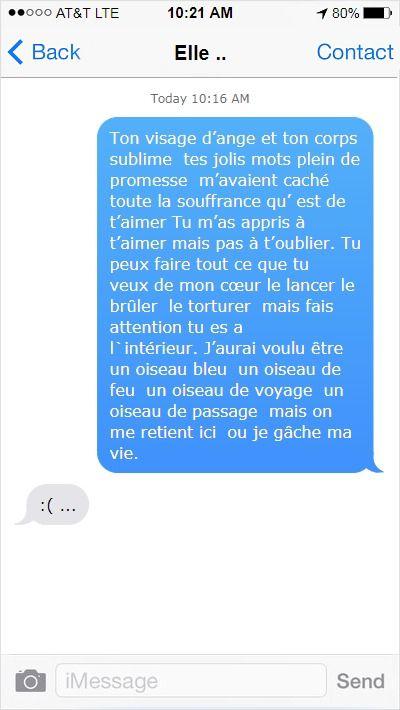 Textes Damour Pour Son Copain 2019 Texte Amour