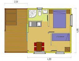 Resultat De Recherche D Images Pour Plan Bungalow 20m2 House Plans Architect Design House Design