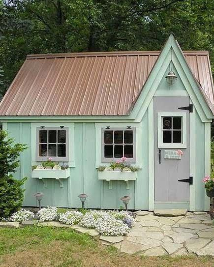 18 Best She Sheds Ever Ideas Plans For Cute She Sheds Shedideas Shedplans Building A Shed Shed Design Garden Shed