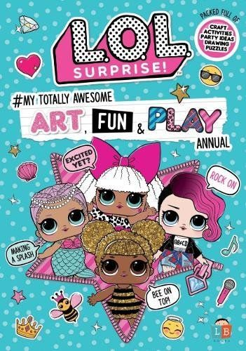 L O L Surprise My Totally Awesome Art Fun Play Activ Https Www Amazon Co Uk Dp 1912342111 Ref Cm Sw R Pi Dp U X Cf Cool Coloring Pages Lol Dolls Lol