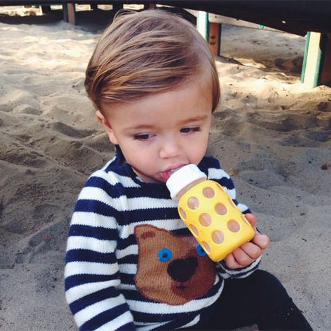 32 Ideas Baby Boy Haircut Combover Comb Over For 2019