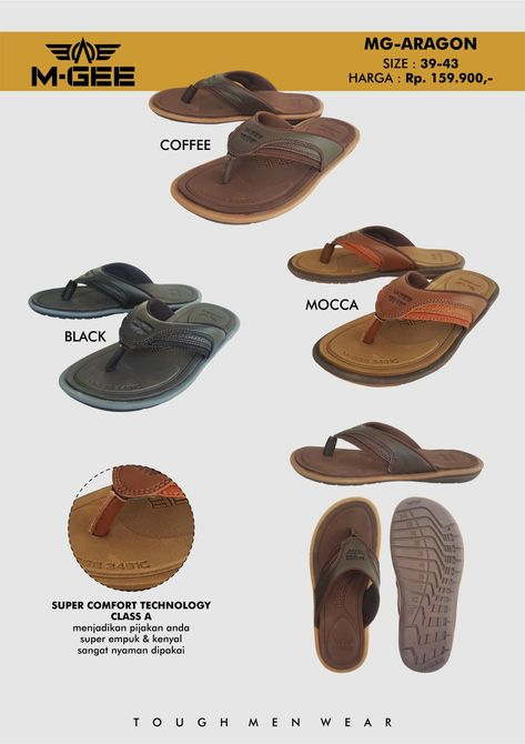 79c35392a59d M-GEE Footwear MG-ARAGON Super comfortable