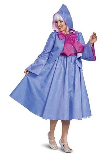 Disney Cinderella Fairy Godmother Women S Costume Fairy