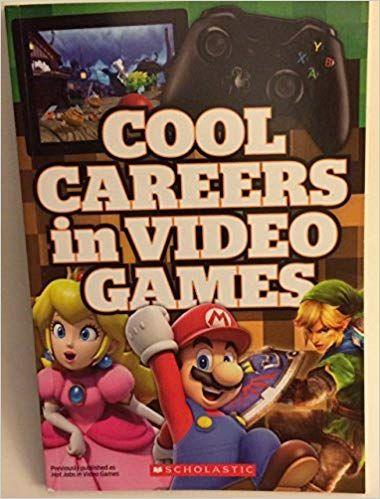 Cool Careers in Video Games Book | Owen's X-mas List 2018