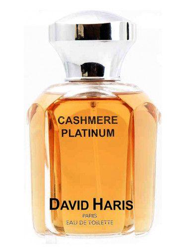 Cachemere Platinum David Haris para Hombres | Fragancia para