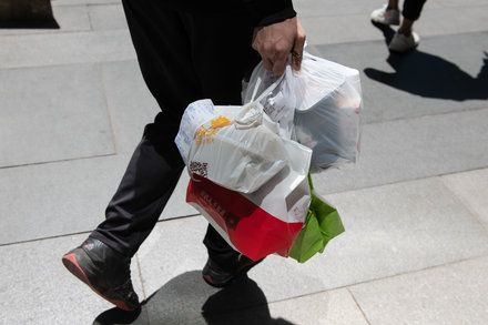 Food Delivery Apps Are Drowning China In Plastic Food Delivery