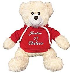 Personalized Valentine S Day Teddy Bears Let S Personalize That Valentines Day Teddy Bear Teddy Bear Teddy