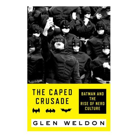 By Glen Weldon A witty, intelligent cultural history from NPR book critic Glen Weldon explains Batman's rises and falls throughout the ages—and...