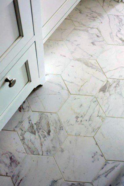 Top 60 Best Bathroom Floor Design Ideas Luxury Tile Flooring Inspiration Luxurybathroomfloorin Bathroom Flooring Best Bathroom Flooring Flooring Inspiration New top ceramic bathroom floor