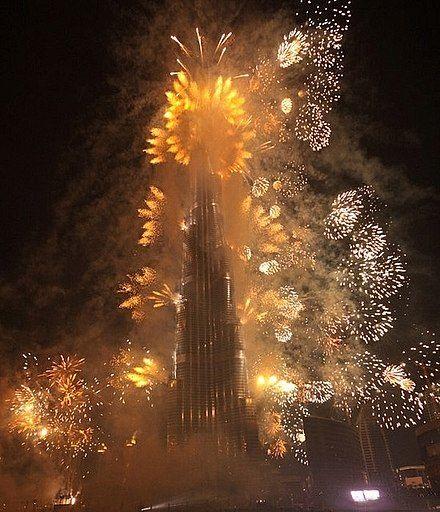 Burj Khalifa Wikipedia Burj Khalifa New Year S Eve Celebrations Working Holidays