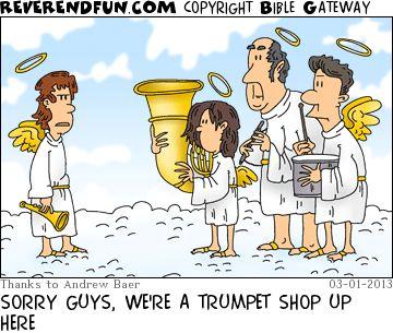Reverend Fun