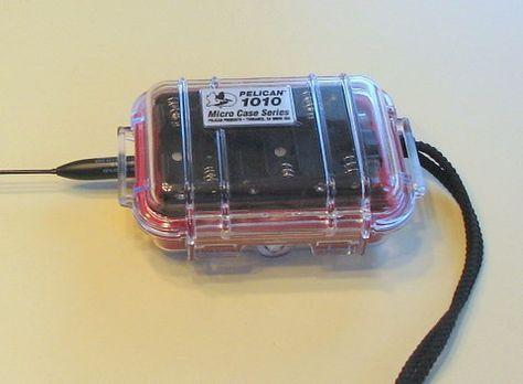 APRS Transmitter with Integrated GPS | Radio | Ham radio antenna