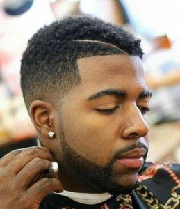 Pin On Fade Haircuts Black Men Hair