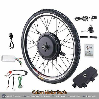 Sponsored Ebay 1000w Diy New 48v 26 Electronic Bike Conversion