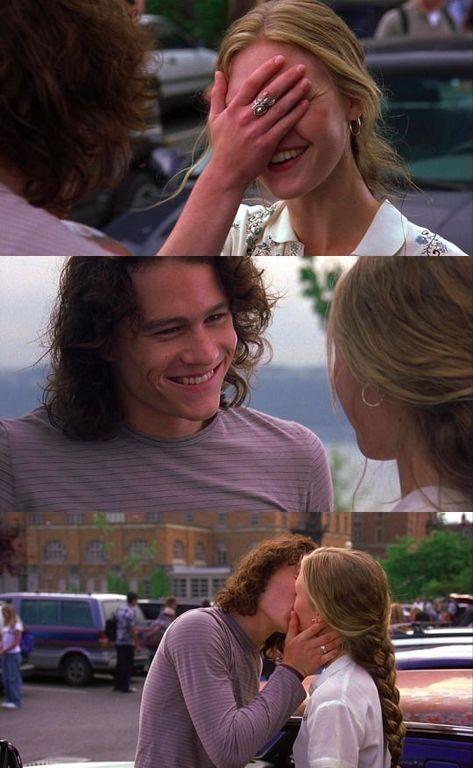 10 Dinge, die ich an dir hasse - Eine wunderschöne romantische Komödie der 90e... - #90e #der #die #Dinge #dir #EINE #hasse #ich #Komödie #romantische #wunderschöne
