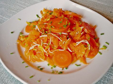 Karottensalat mit Kren (Rezept mit Bild) von kaya1307 | Chefkoch.de