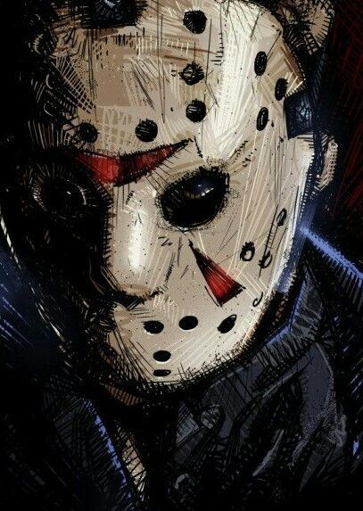 Jason Voorhees Jason Voorhees Horror Artwork Horror Art