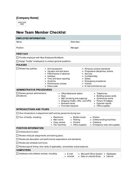 Free Employee Write Up Sheets Employee Written Notice work - employee information form