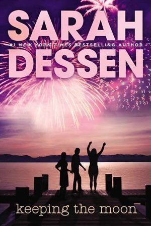 Keeping The Moon #sarahdessen #book #novel oh snap! I need to read this book!