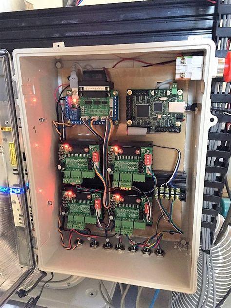 Cnc Sensor Wiring