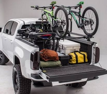33 Super Ideas Truck Accessories Titan Truck Bed Covers Truck Bed Truck Bed Bike Rack