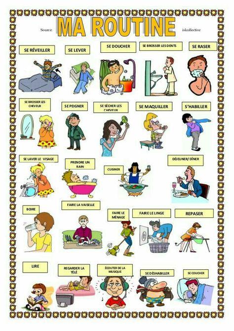 Schimpfwörter Französisch