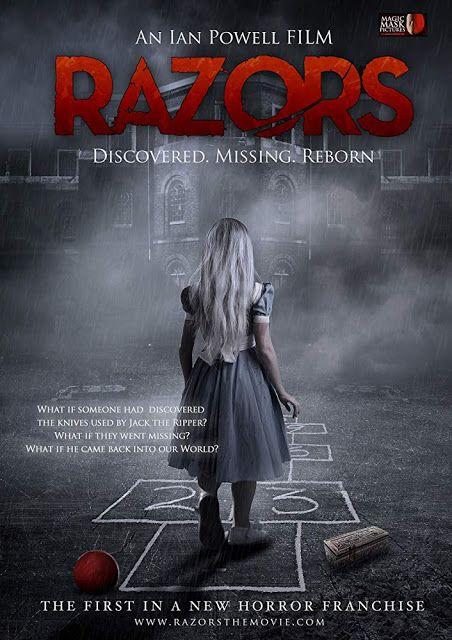 Cine Para Todos Los Gustos Trailer Ripper 2017 Terror Sinopsis Pelicula De Horror Peliculas De Terror Cine De Terror
