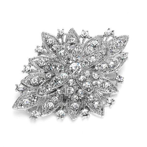 Best Selling Vintage Floral Bridal Brooch 471P
