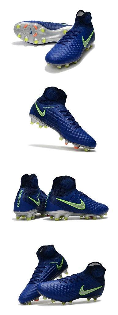sports shoes 798bb b00a7 Châssis en Nylon pour toujours plus de légèreté et de résistance.Nouvelle Nike  Magista amortis ciblés à la cheville et sous les lacets pour un impact  réduit ...