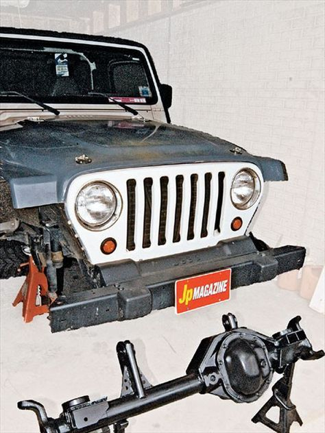 1998 Jeep Tj Jp Magazine With Images Jeep Tj Jeep Yj Jeep