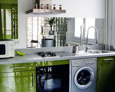 Crédence Miroir Miroirs 30X30: 6,99 Les 4, Ikea | Kitchen Design