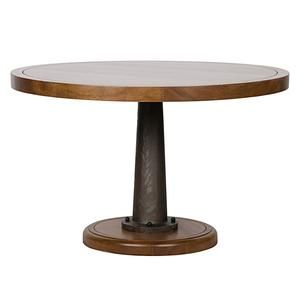 Noir Yacht Dining Table Dining Table Solid Wood Dining Table