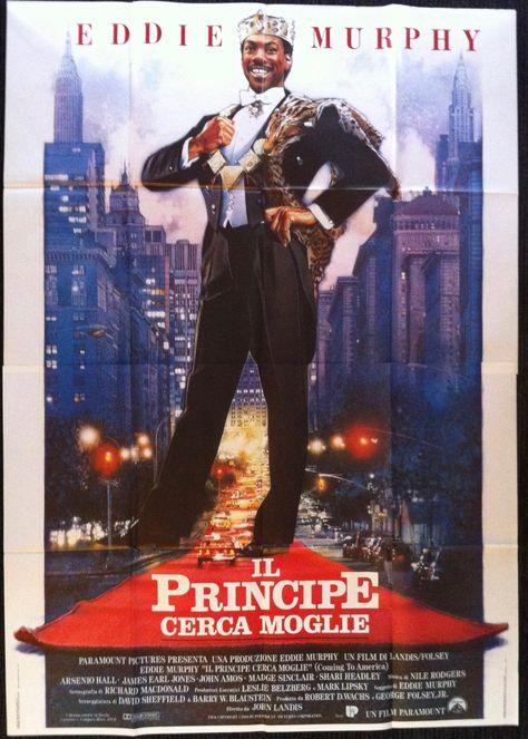 Il Principe Cerca Moglie - 55 x 78 / 1988